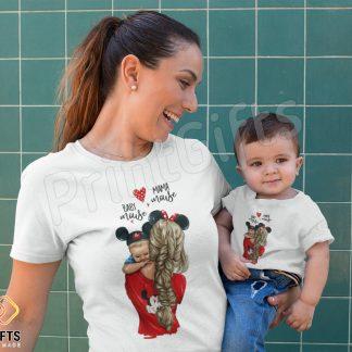 Комплекти за мама и дете/баща и дете