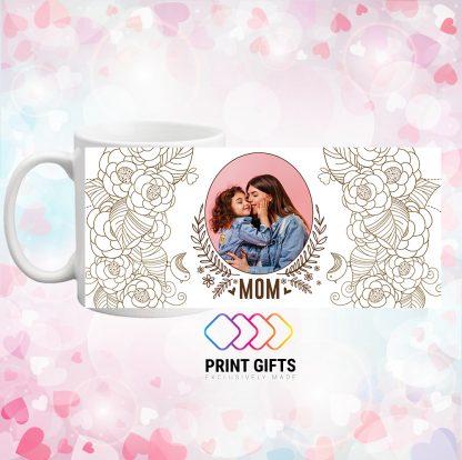 чаша със снимка Mom