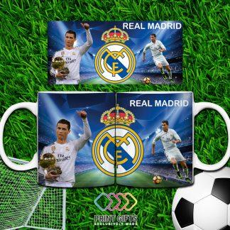 ЧАША REAL MADRID AND CR7