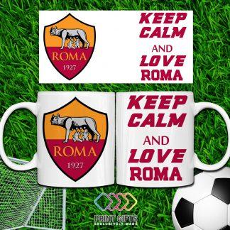 ЧАША ROMA KEEP CALM