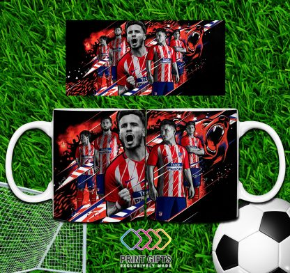 Чаша ATLETICO MADRID FOOTBALLER
