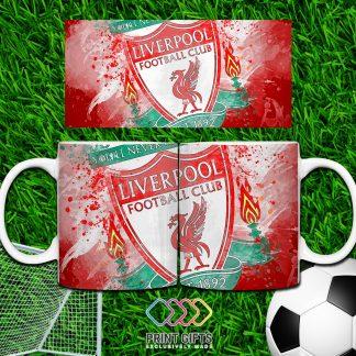 Чаша Liverpool Background
