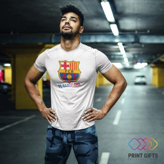 тениска Барселона