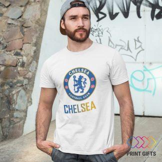 Тениска CHELSEA LOGO NAME