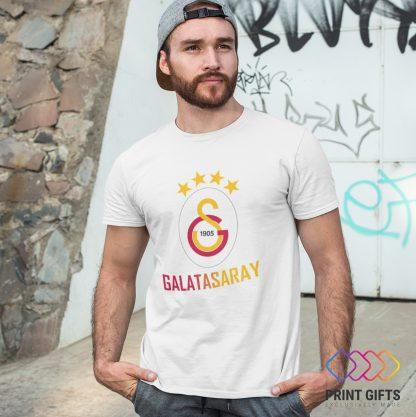 Тениска GALATA LOGO NAME