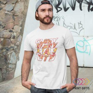 Тениска GLORY GLORY MANCHESTER