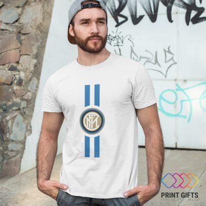 Тениска INTER LOGO LINE