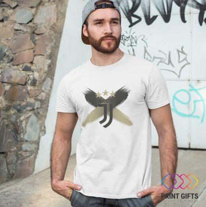 Тениска JUVE LOGO X