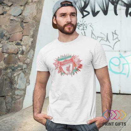 Тениска LIVERPOOL LOGO SHAPE