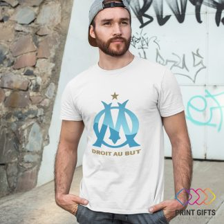 Тениска MARCEILLE LOGO