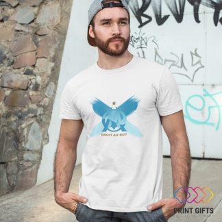 Тениска MARCEILLE LOGO X
