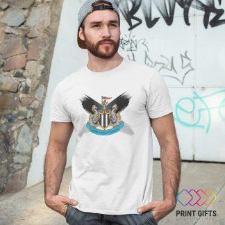 Тениска NEWCASTLE LOGO X