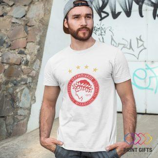 Тениска OLYMPIACOS LOGO