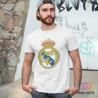 Тениска REAL MADRID LOGO