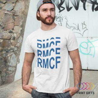 Тениска REAL MADRID RMFC