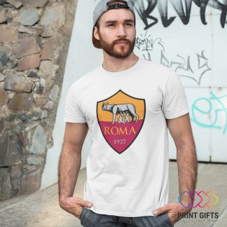 Тениска ROMA LOGO