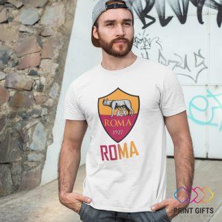 Тениска ROMA LOGO NAME