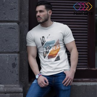 Мъжка Тениска BRNX
