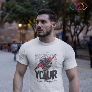Мъжка Тениска BY YOURSELF