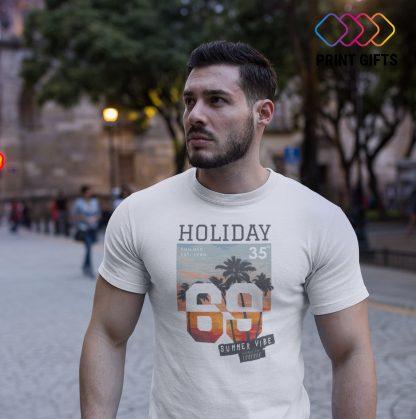 Мъжка Тениска Holiday