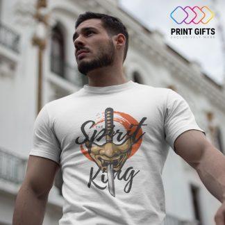 Мъжка Тениска THE SPIRIT KING
