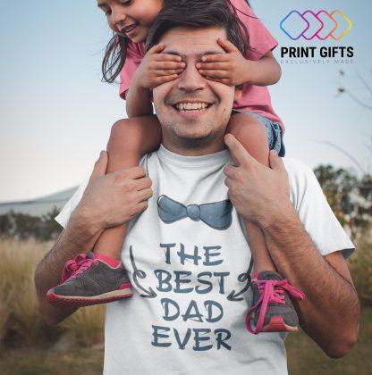 Тениска The best dad ever